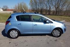 Opel Corsa (Benzines)